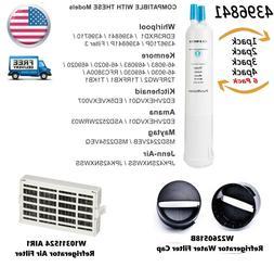 1/2/3/4/6 Pk  4396710 4396841 EDR3RXD1 469030 Refrigerator F