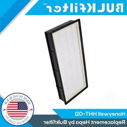1 2 4 Pack Replacement HEPA Filter For Honeywell HHT-011 HHT011 HHT-081 HHT-085
