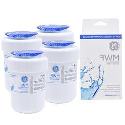 1-4PACK GE MWF Refrigerator Water Filter Replace MWFP HWF GW