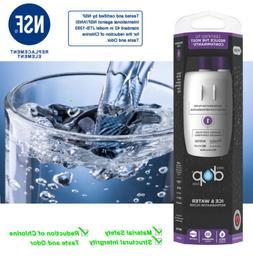 1-6 EveryDrop Whirlpool Refrigerator Water Filter 1 EDR1RXD1