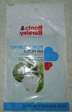 1 Boots & Barkley Air Filter Replacment for Pan Cat Litter B