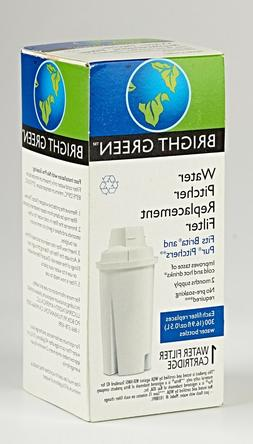 *1 x Bright Green Water Pitcher Replacement Filter fits Brit