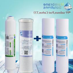 """10""""x2"""" inline Filter 5μm PP,Carbon Replacement for Watts Pr"""