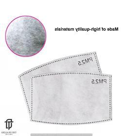 10pcs pm2 5 replacement filter pads 5