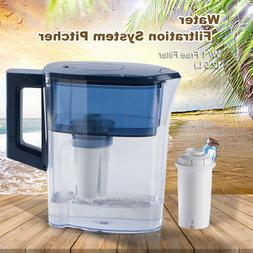 2.5L Large Water Jug Water Pitcher Kitchen Coolers Increases