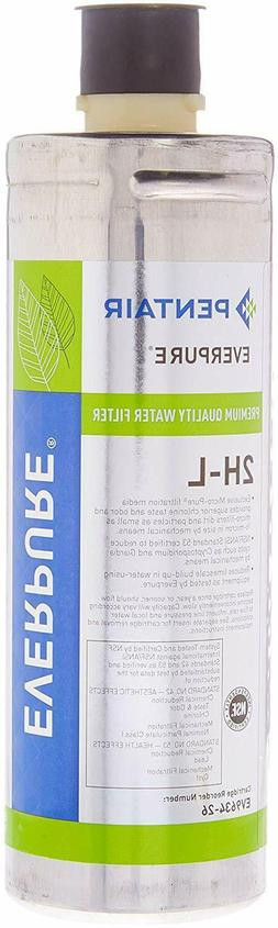 2 Pack of Everpure 2H-L Water Filter Replacement Cartridges