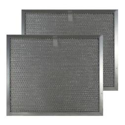 2-PACK Replacement Grease Filters For Broan 97017455