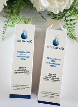 **2 Pack Value** Glacial Replacement Water Filter Model Numb