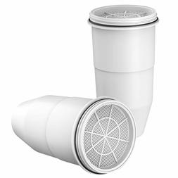 2 Pack Water filter cartridge Replacement for ZeroWater ZR-0