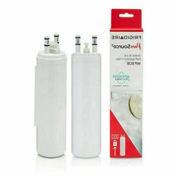 2-Pack Water Filter Fits WF3CB Pure-Source 3 Refrigerator Re