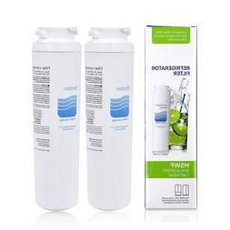 2 PK Genuine GE MSWF SmartWater Refrigerator Water Filter Re