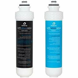 2 Stage Replacement Filters For Branded Bottleless Water Coo