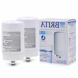 2PACK Brita Faucet Water Filter FR-200 FF100 OPFF-100 Replac
