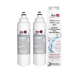 2Pack LG LT800P 757L Refrigerator Replacement Filter - ADQ73