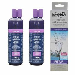 2PACK Whirlpool W10295370 W10295370A EDR1RXD1 Water Filter1