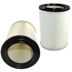 2x HQRP Cartridge Filters for Shop-vac 9032800 90328 903-28