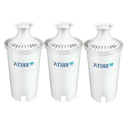3 count Brita water Replacement Filters Standard Fit for Pit