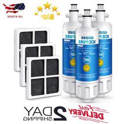 3 Pack Kenmore Elite Refrigerator Water Filter 9690 Replacem