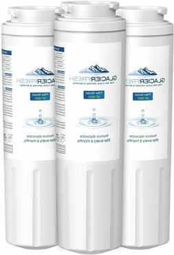 3 Pack Refrigerator Water Filter Replacement for Whirlpool E