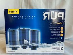 3 Pack PUR RF9999 MAXION Faucet Mount Mineral Clear Replacem