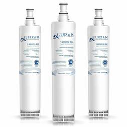 3 Pack Refrigerator Water Filter Replacement for Whirlpool C