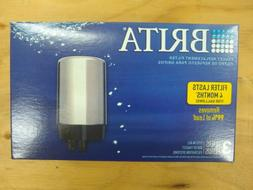 3 Pk Brita Water Replacement Filters for Faucet Filtration S