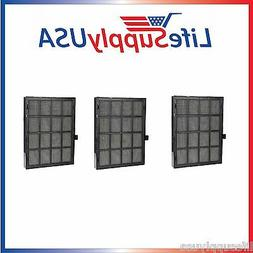 3 Replacement Filter B for Winix 114190 fit Size 21 Models P