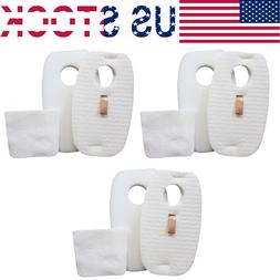 3 Sets replacement Foam Filter Air Filters Vacuum Cleaners F