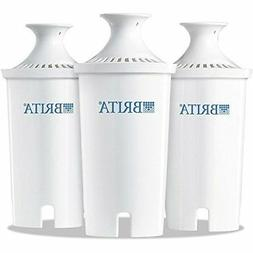 Brita 35503 Replacement Filters for Drinking Water Pitchers