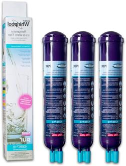 3Pack Whirlpool-EveryDrop3-EDR3RXD1-4396710-4396841 Water Fi