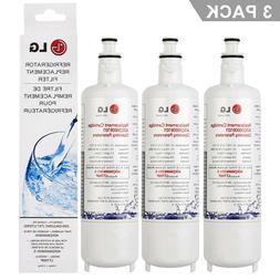 3PC OEM LT700P Refrigerator Water Filter Replace LG 700P ADQ