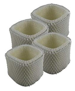 Air Filter Factory 4-Pack Compatible Replacement for Holmes