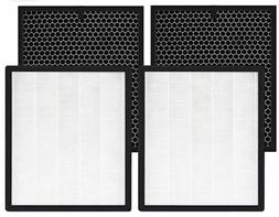 4-Pack Replacement Filter for LEVOIT Air Purifier LV-PUR131