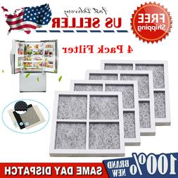 4 PACK Replacement Refrigerator Air Filter For LG LT120F Ken