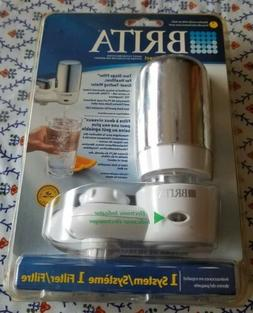 Brita 42622 On Tap Filtration System, WhiteChrome