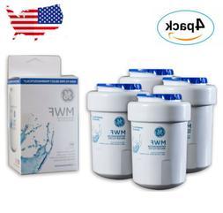 4Pack GE MWF GWF 46-9991 GWF HWF WF28 SmartWater Water Filte