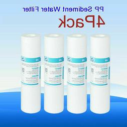 4pcs Whole House Big Blue Sediment Water Filter Replacement