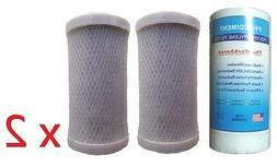 """5""""  Reverse Osmosis Replacement Filters one PP sediment two"""