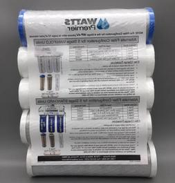 500124 wp 4v replacement filter pack
