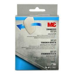 3M 5P71PB1 P95 ~ Particulate Pre Filter Prefilters ~  6  Per