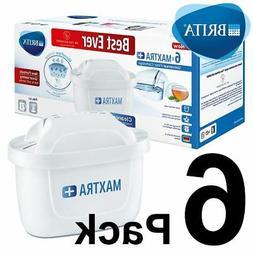 6 x BRITA Maxtra+ Plus Water Filter Jug Replacement Cartridg
