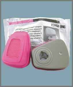 3M 60921 Organic Vapor/P100 Filter Replacement Cartridges -