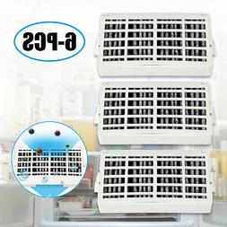 6x Replacement Air Filter For Whirlpool W10311524 AIR 1 Fres