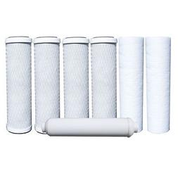 Watts 7-PK RO Filters Premier 5-Stage Reverse Osmosis Replac