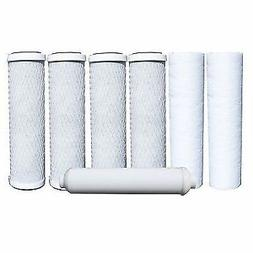 Watts 7PK RO Filters Premier 1Year 5Stage Reverse Osmosis Re