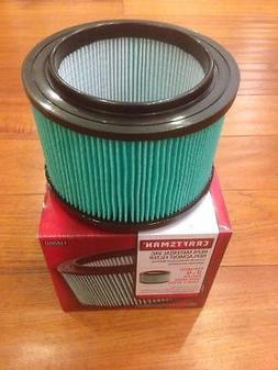 Craftsman 9-16950 Filter Fits 3/4 gallon vacs HEPA material