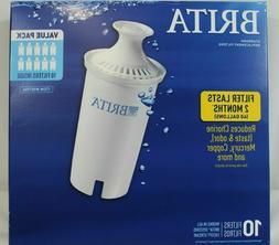 Brita #987554 Standard Replacement Filters Value Pack  Filte