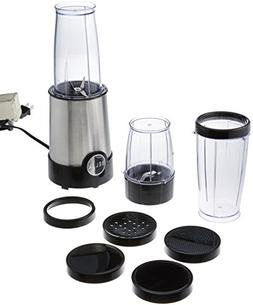 Bella 12 Piece Rocket Blender Color: Black