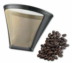 Cuisinart GTF-4 Gold Tone Filter for Cuisinart 4-Cup Coffeem
