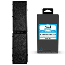 Home Revolution Replacement Carbon and HEPA Filter, Fits Ger